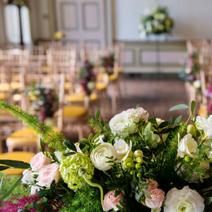 Northamptonshire wedding flowers