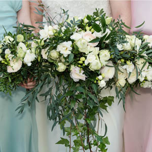 wedding flowers buckinghamshire