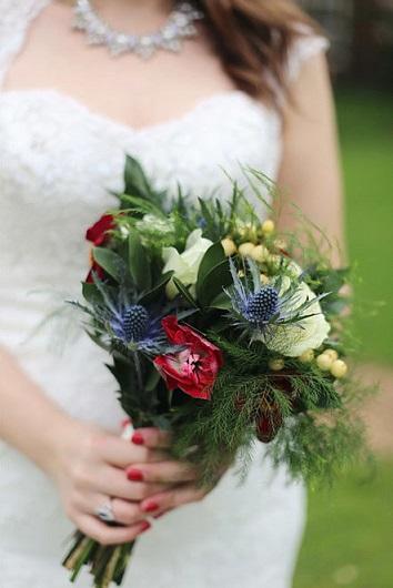 wedding flowers bucks