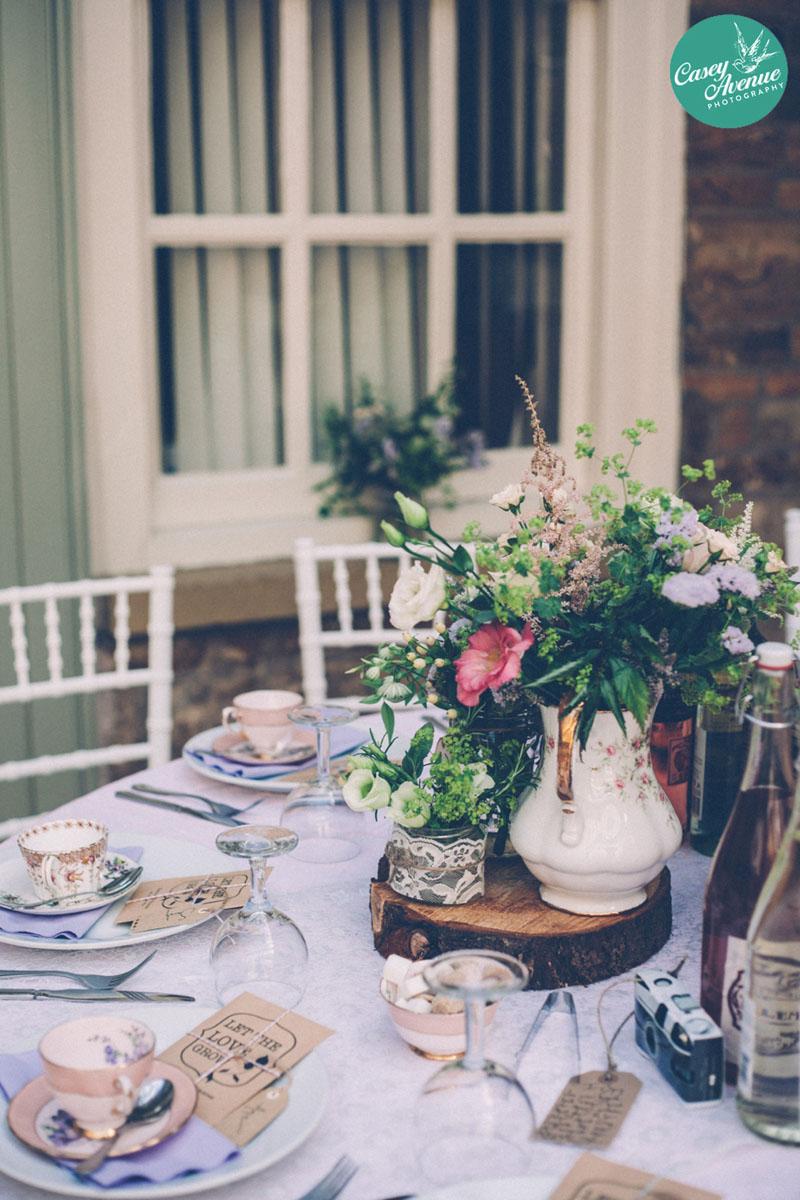 Wedding florist Northampton