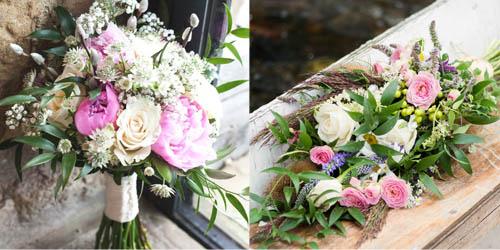 wedding florist Northamptonshire
