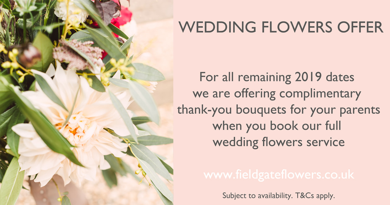 Northampton Wedding Florist