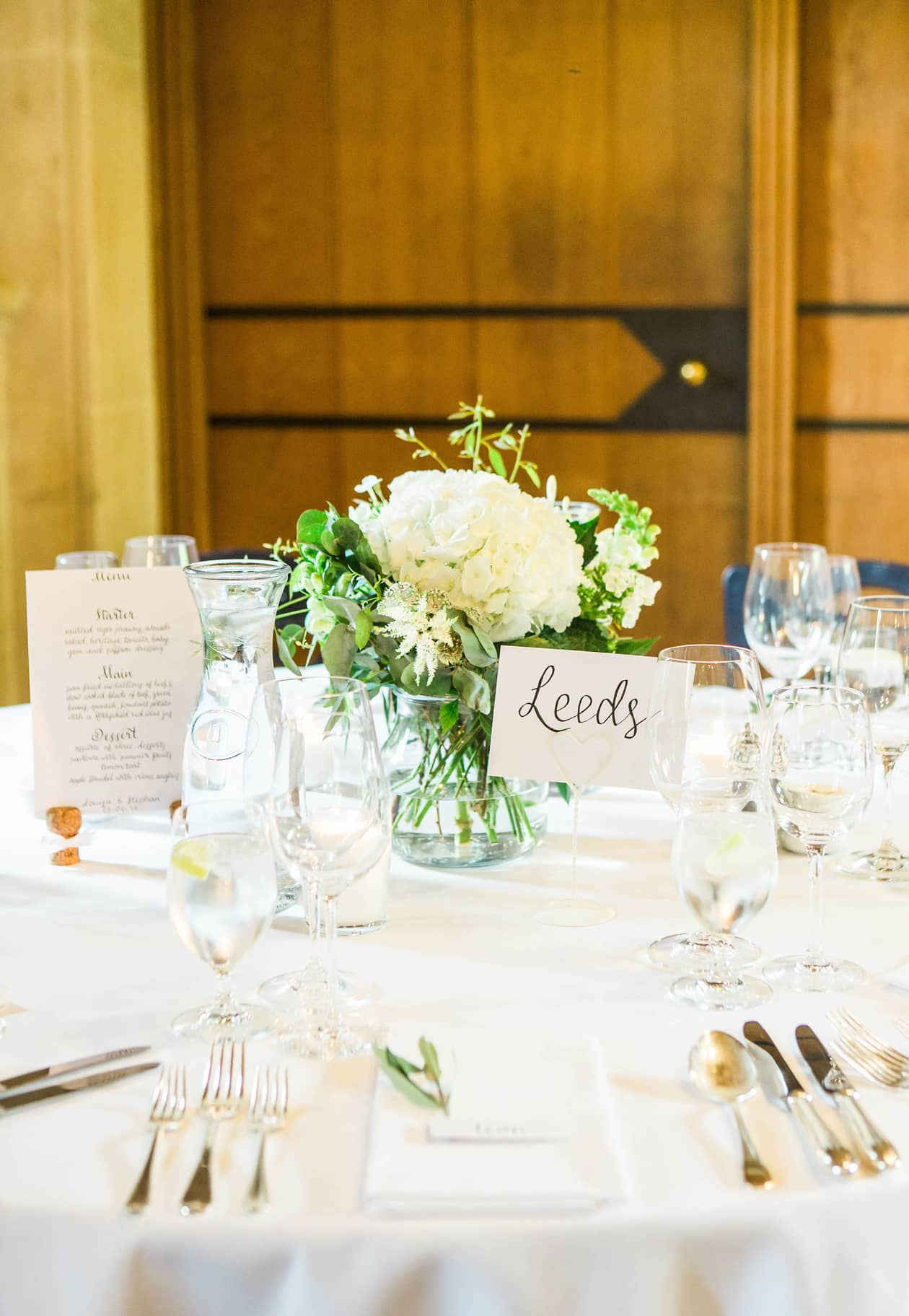 Waddesdon Manor Wedding Flowers