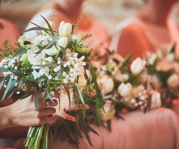 Bridesmaids Flowers Fieldgate Flowers 2