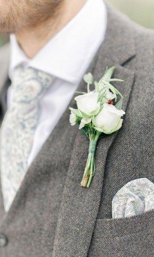 Buttonholes Fieldgate Flowers 6