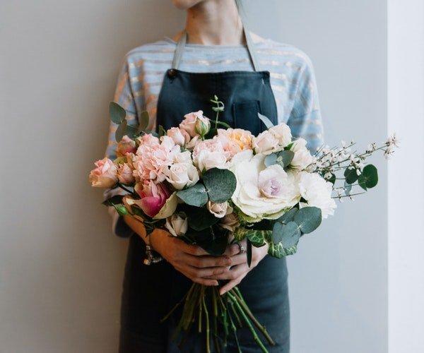 Wedding Bouquets Field Gate Flower 26