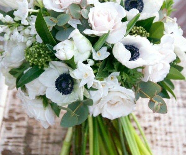 Wedding Bouquets Field Gate Flower 30