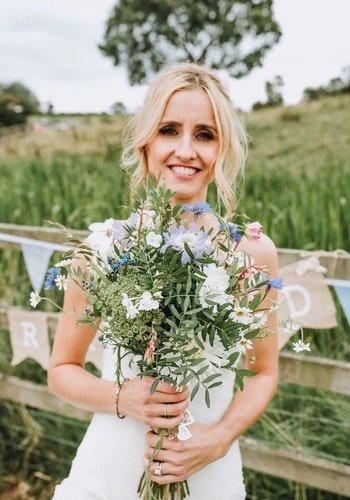 Wedding Bouquets Fieldgate Flowers 9