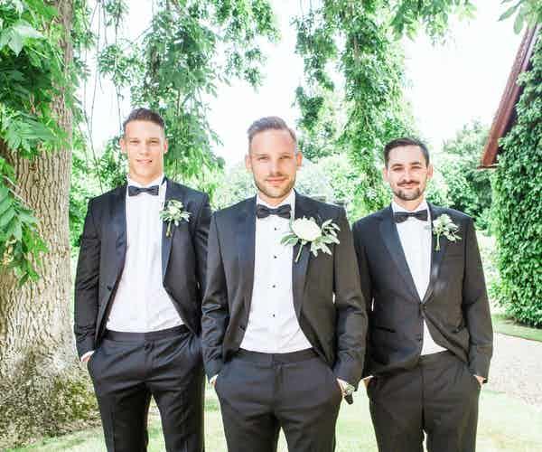 Wedding Buttonholes & Corsages Field Gate Flowers 20