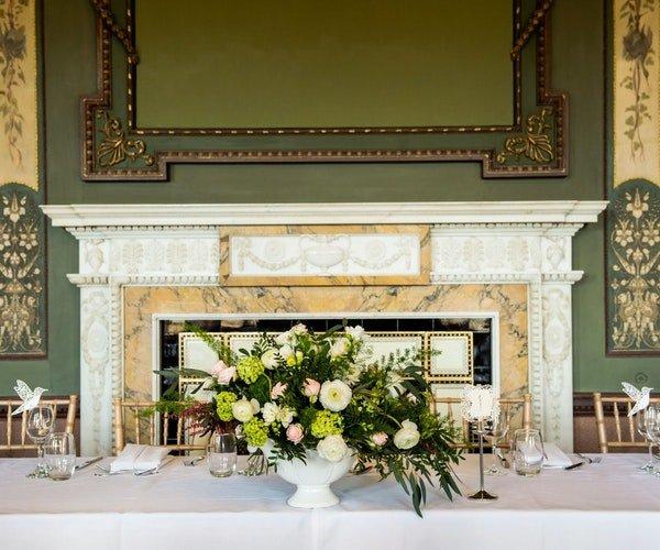 Wedding Centrepieces Field Gate Flowers 2