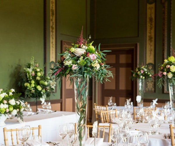 Wedding Centrepieces Field Gate Flowers 5