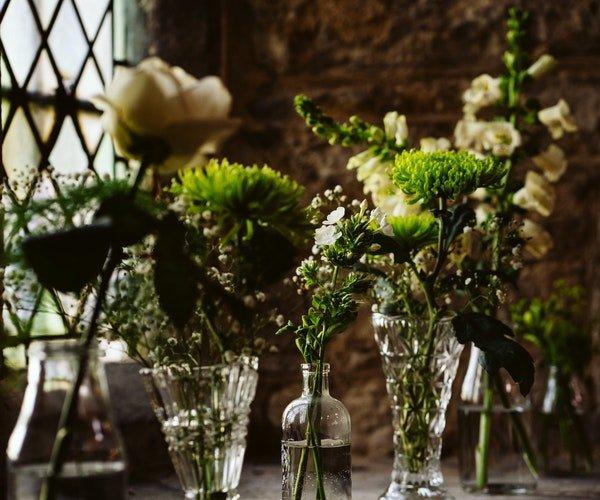Church Wedding Flowers 18
