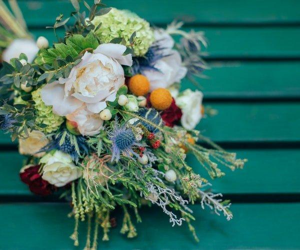 Wedding Flowers Field Gate Flowers 14