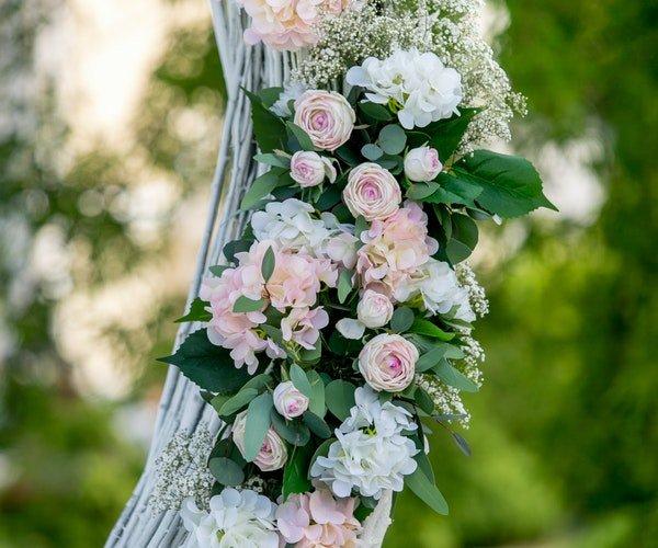 Wedding Flowers Field Gate Flowers 24
