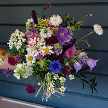 Wedding Flowers Collection Bright and Beautiful Bridal Bouquet
