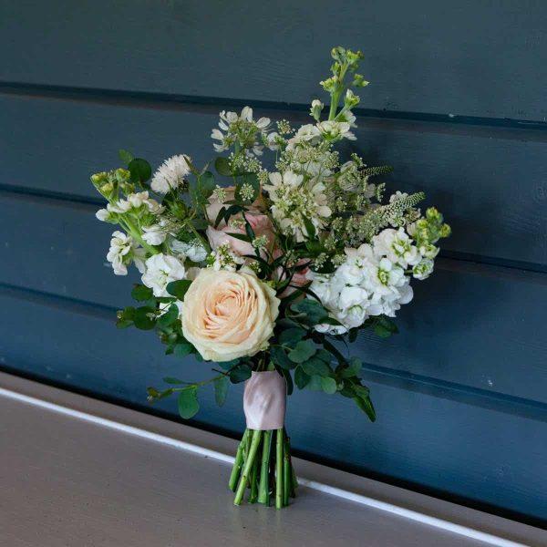 Pastels Bridesmaids Bouquet