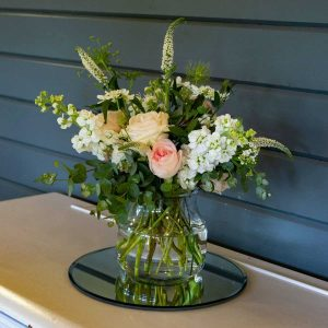 Wedding Flowers Collection Peaceful Pastels Centre Piece